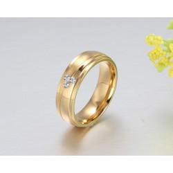 db8a917125663 Argollas Matrimonio compromiso Cáncer Oro o Plata Zircón o Diamante ...