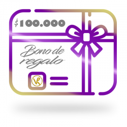 Bono de regalo $100.000