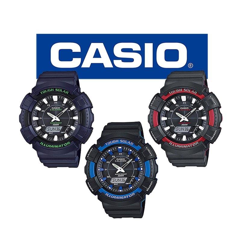 imágenes detalladas gran descuento paquete de moda y atractivo Reloj CASIO sport original ADS800 para jóvenes y hombres 3 diferentes  colores