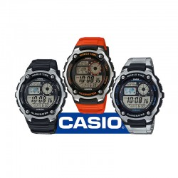 Reloj Casio Cockpit Digital...