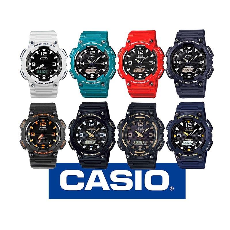 Diferentes Hombres Original Reloj Casio Jóvenes Para Colores Y 8 Sport Aqs810w j54SLq3cAR