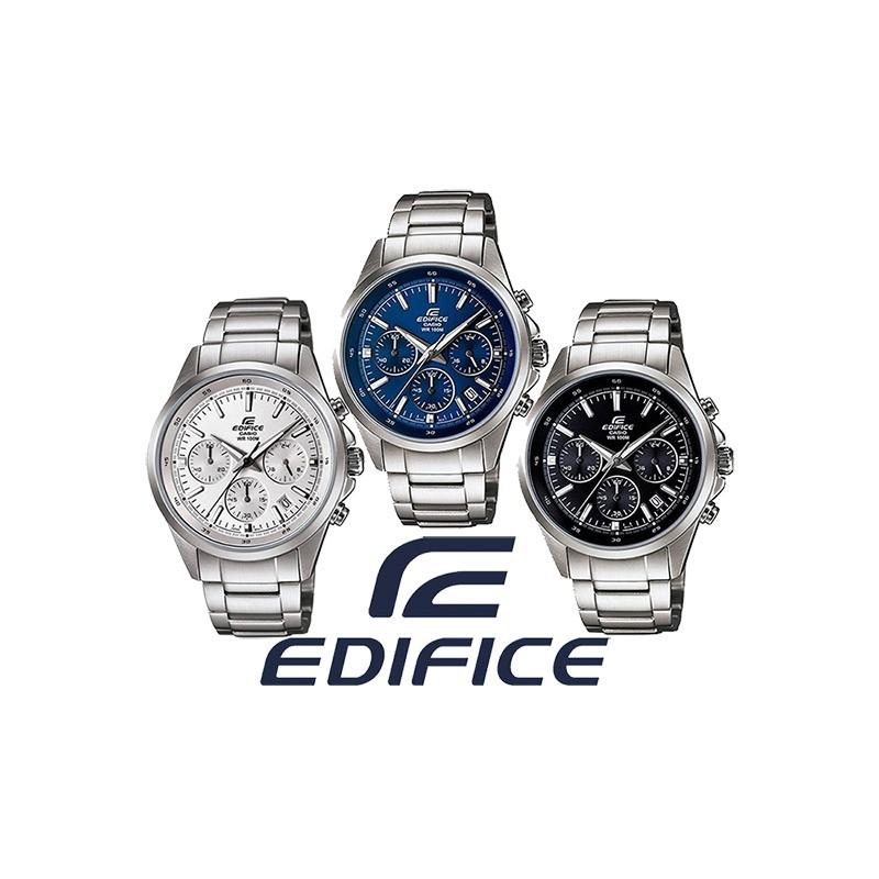 3d43223bfb60 Reloj CASIO Edifice Cronógrafo original EFR527D para jóvenes y hombres