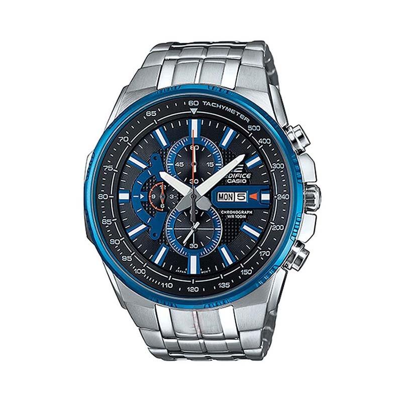 57d769b78ee9 Reloj CASIO Edifice Cronógrafo original EFR549 para jóvenes y hombres