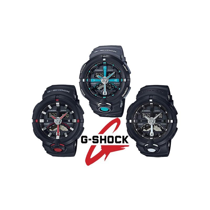 4a810983aa5c Reloj CASIO G-Shock original GA500 hora mundial para jóvenes y hombres
