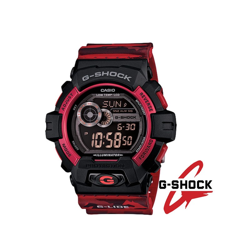 9943dd7e097 Reloj CASIO G-Shock G-Line original GLS8900CM4 para jóvenes y hombres
