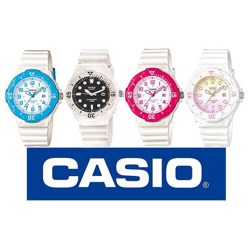lo último dfcb0 d1964 Reloj CASIO LRW200H Colorful para mujer y jovencitas resina original