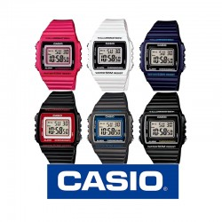 Reloj Casio W215H Digital...