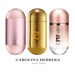 212 de Carolina Herrera...