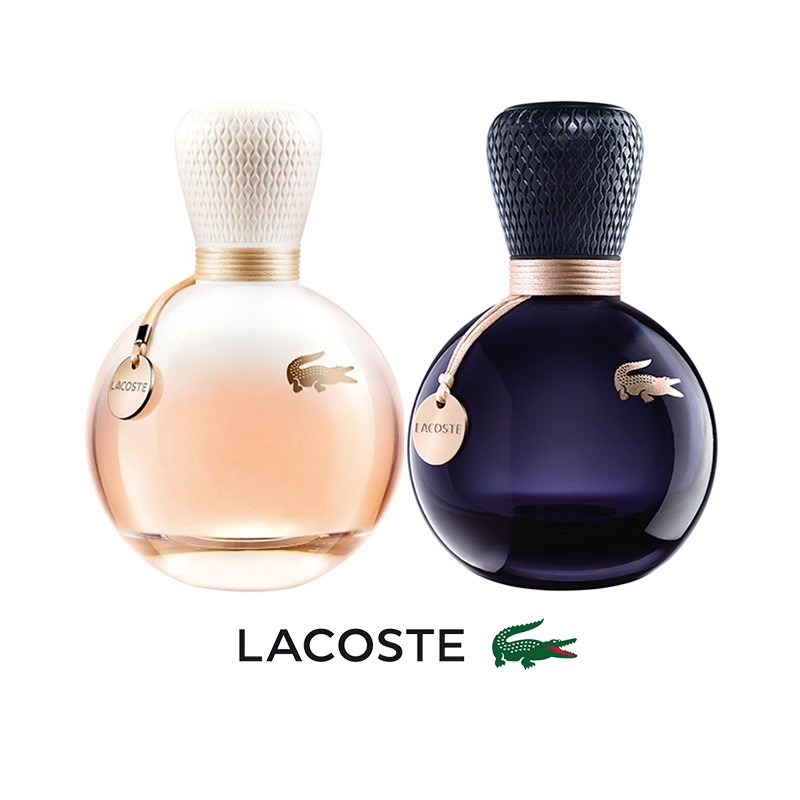 Pour Femme Eau Para De Lacoste Parfum Mujer Sensuelle Y Edp Original 2WDH9EYI