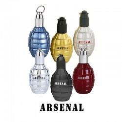 Arsenal de Gilles Cantuel...