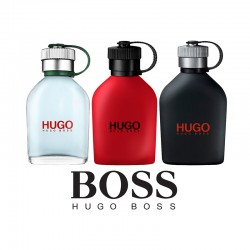 Hugo Man Red y Just...