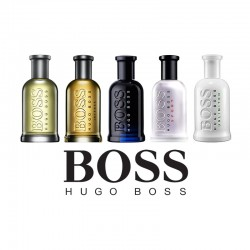 Boss Bottled Series de Hugo...