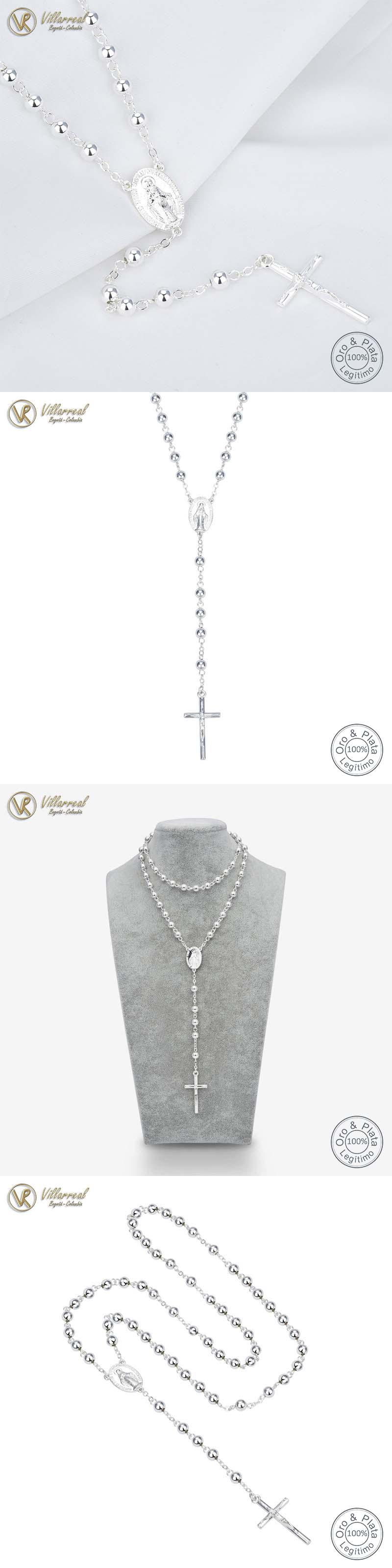 camándula rosario escapulario virgen la milagrosa