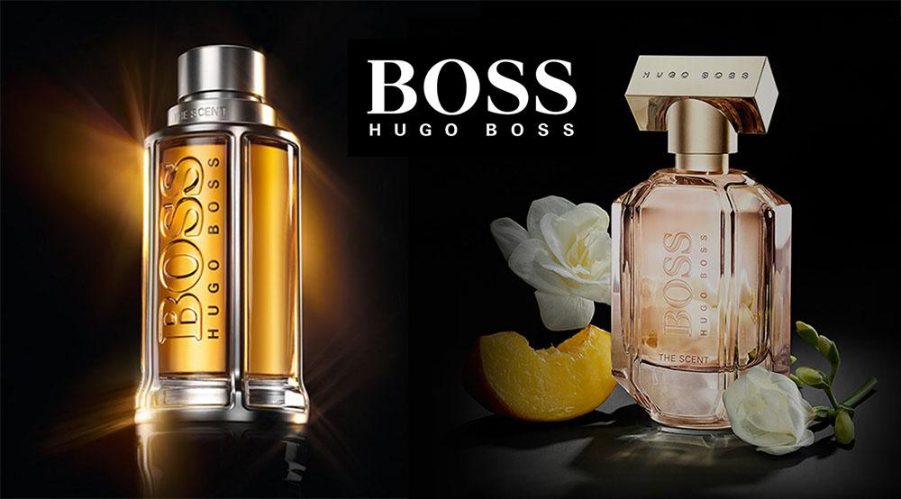 8a278a4e The Scent de Hugo Boss perfume original para mujer y para hombre EDT ...